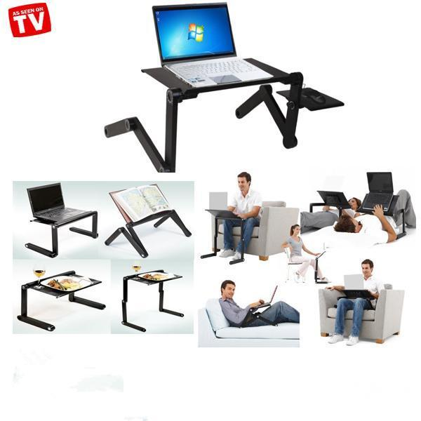 The Multi-functional T8 Laptop Table-Sulit Promos