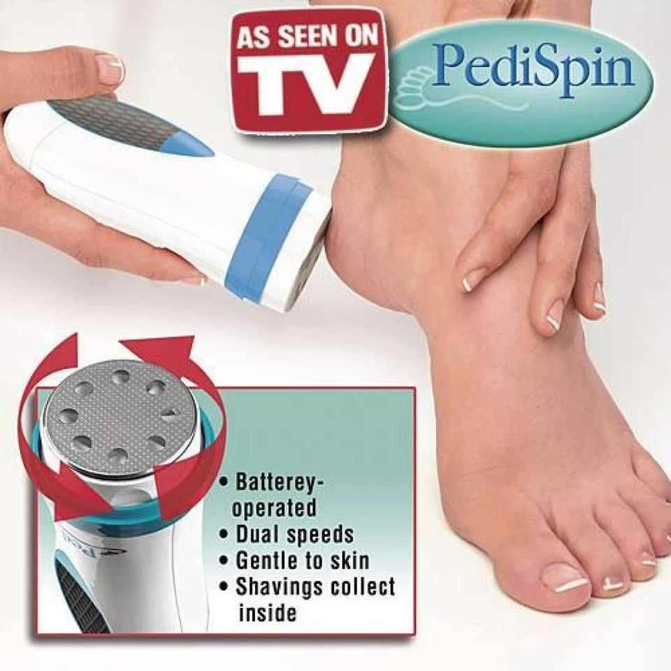 Pedi Spin Foot Care-Sulit Promos