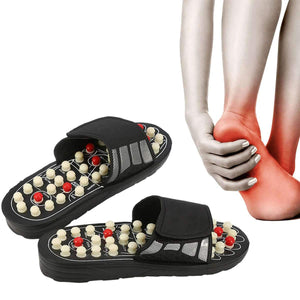 Foot Reflex Massage Slippers-Sulit Promos