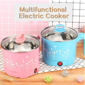 Multifunction Electric Stainless Steel Hot Pot 50% OFF