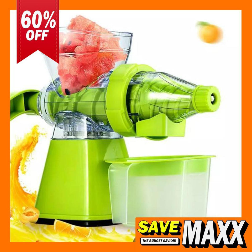 Heavy Duty Multi-function Manual Juicer-Sulit Promos