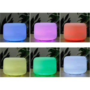 7 LED Color Aromatherapy Ultrasonic Air Humidifier-Sulit Promos