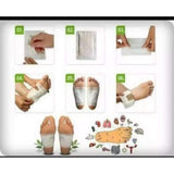Cleansing Detox Foot Pads-Sulit Promos