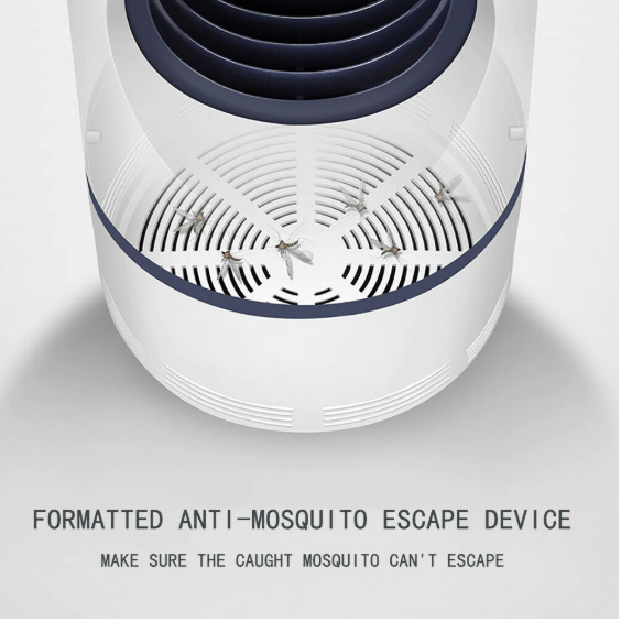 Ultraviolet Light Mosquito Killer Lamp USB Type