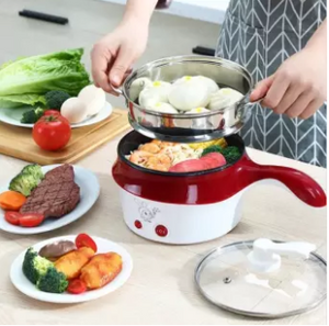 Multifunction Electric Non-Stick Mini Steamer Pot  @ 50% OFF