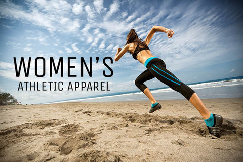 Women's Athletic Apparel