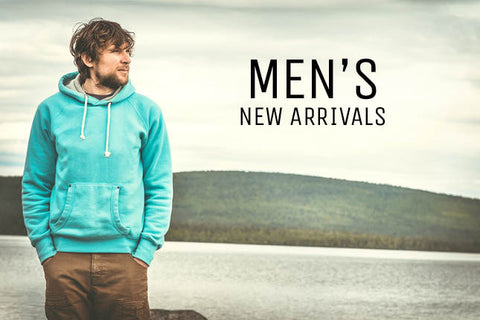 New Arrivals- Men