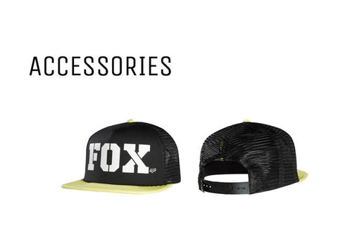 Fox Racing Accessories