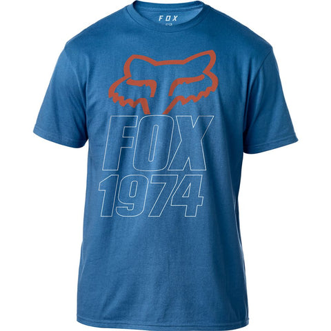 Fox Racing Men's Blasted Graphic T-Shirt