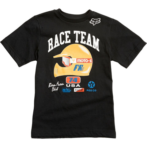 Fox Racing Boy's Youth Speedway Graphic T-Shirt