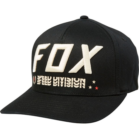 Fox Racing Men's Triple Threat Flexfit Fitted Hat