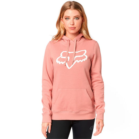Fox Racing Women's Centered Pullover Fleece Hoodie