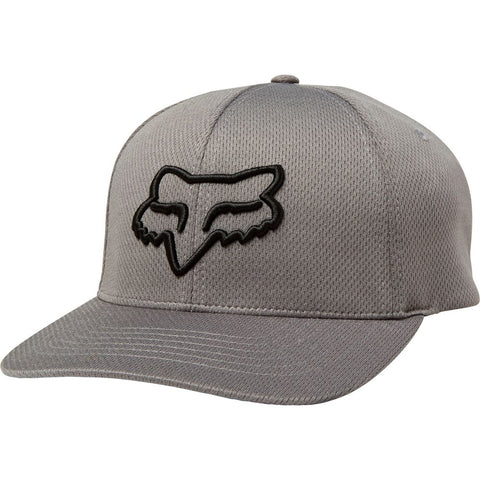 Fox Racing Men's Lithotype Flexfit Fitted Hat