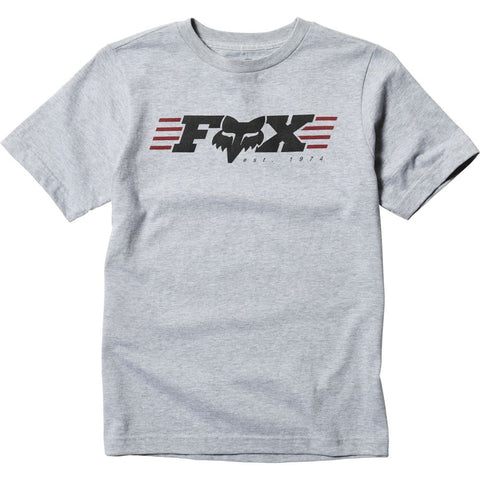 Fox Racing Boy's Youth Muffler Graphic T-Shirt