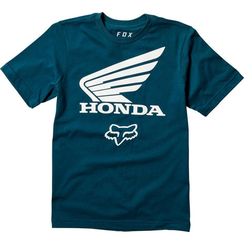 Fox Racing Boy's Youth Fox Honda Graphic T-Shirt