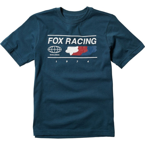 Fox Racing Boy's Youth Global Graphic T-Shirt