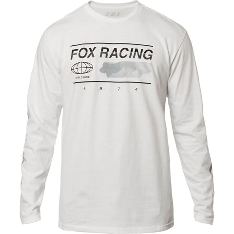 Fox Racing Men's Global Long Sleeve Graphic T-Shirt