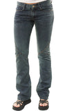Alpinestars Women's Astars Skinny Leg SW. Caroline Jeans Medium Blue