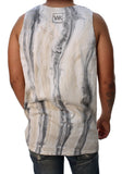 Young & Reckless Men's Scrawl Stack Tidal Wave Tank Top