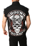 Outlaw Threadz Men's Ground Pounder Sleeveless Shirt