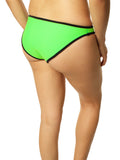 Body Blast Swimwear Women's Neoprene Bikini Bottom