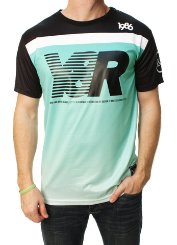 Young & Reckless Men's Sprinter Jersey Shirt