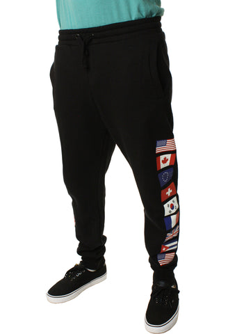 Young & Reckless Men's Rally Sweatpants