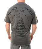 Outlaw Threadz Men's Don't Tread On Me Graphic T-Shirt