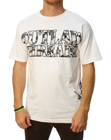 Outlaw Threadz Men's Camo Graphic T-Shirt