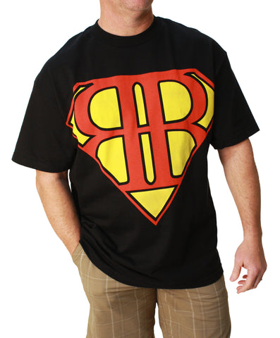 Big Black Men's Superblack Graphic T-Shirt