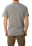 Young & Reckless Men's To The Limit Short Sleeve Crew Neck Graphic Tee