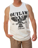 Outlaw Threadz Men's Crest Tank Top