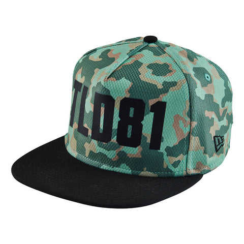 Troy Lee Designs Men's Louder Snapback Hat