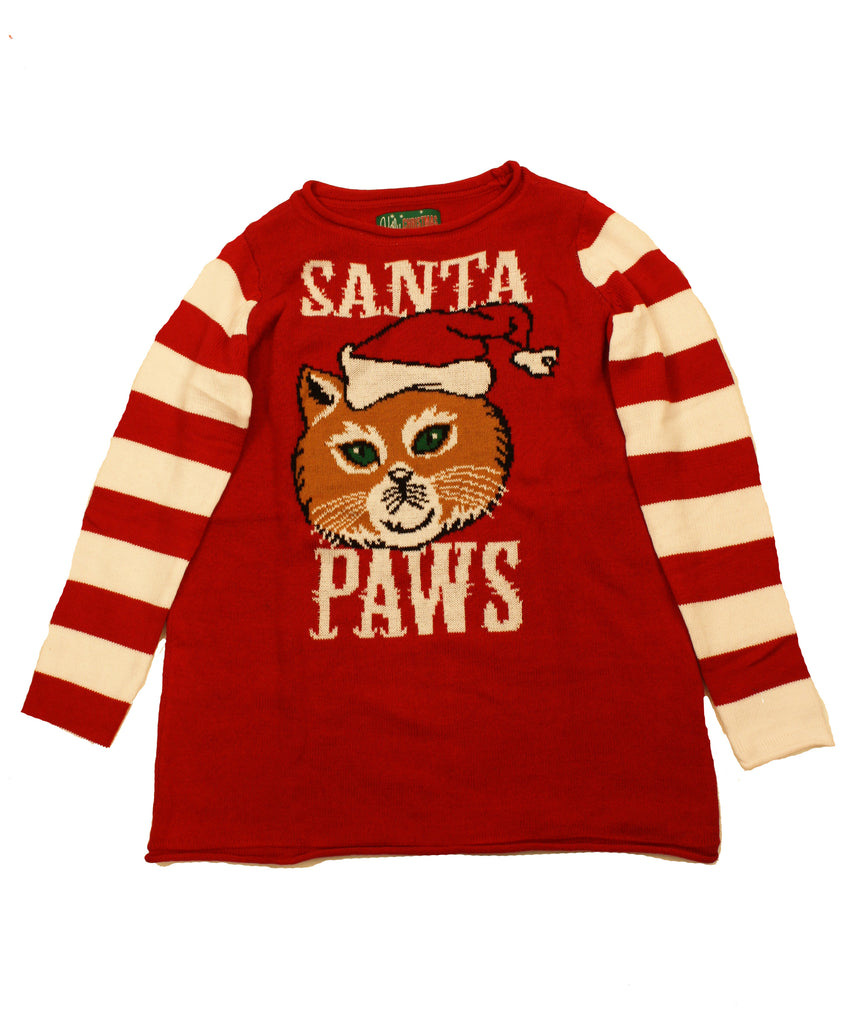 Cat Christmas Sweater.Ugly Christmas Sweater Women S Funny