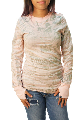 Alpinestars Women's Sketch Light Weight Thermal Long Sleeve Top