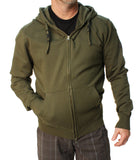 Alpinestars Men's Grant Full Zip Premium Quality Fleece Hoodie