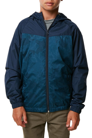 O'Neill Boy's Traveler Windbreaker Jacket