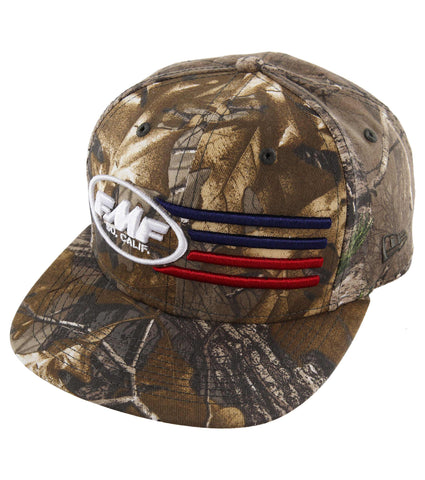 FMF Racing Men's Steadfast Snapback Hat
