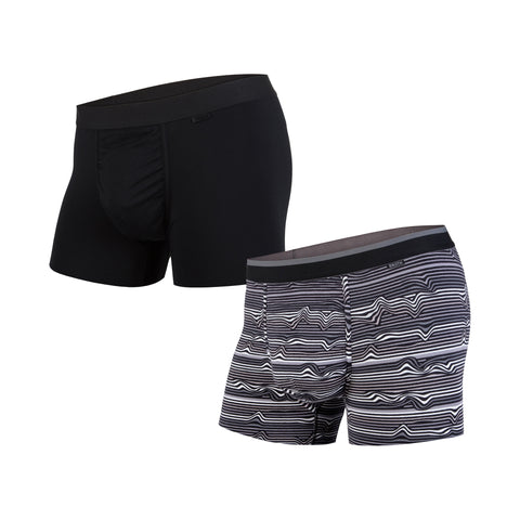 BN3TH By Mypakage Men's Classics Trunk 2-Pack Underwear