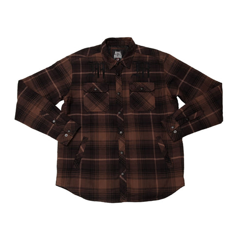 Metal Mulisha Men's Wartime Flannel Jacket