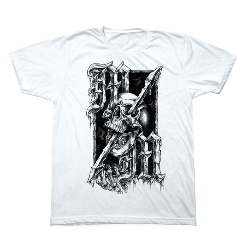 Metal Mulisha Men's Impale Short Sleeve Graphic T-Shirt