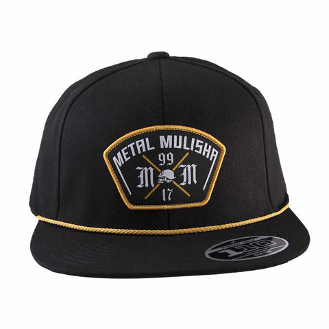 Metal Mulisha Men's Commando Snapback Hat