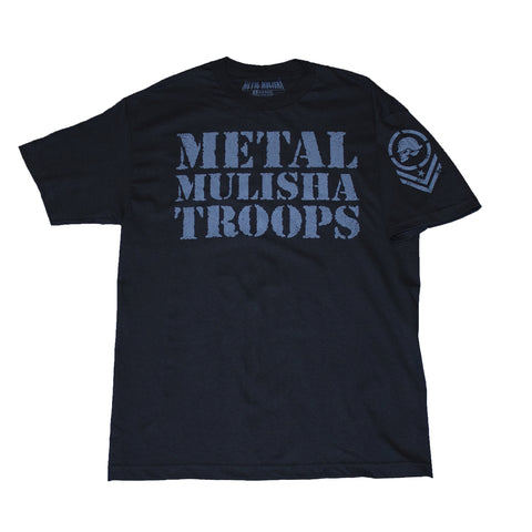 Metal Mulisha Men's OG Troops Graphic T-Shirt
