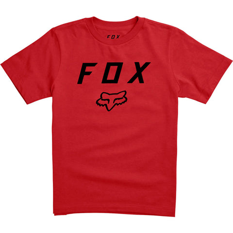 Fox Racing Boy's Youth Legacy Moth Graphic T-Shirt