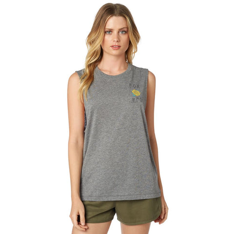 Fox Racing Women's Rosey Muscle Tank Top