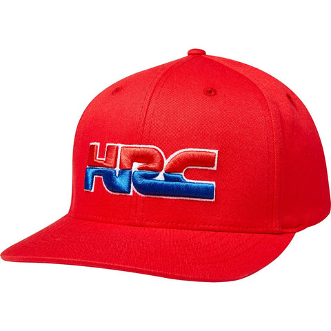 Fox Racing Men's HRC Redplate Pro Fitted Hat