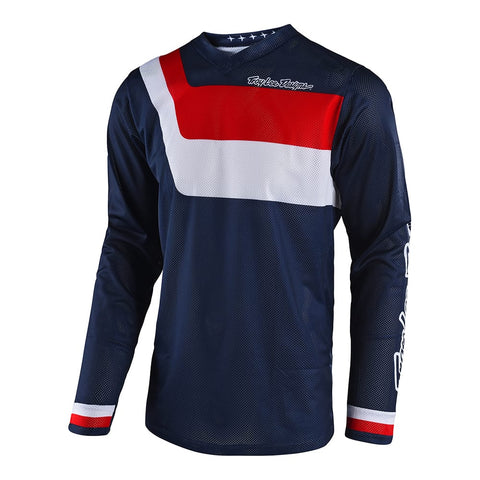 Troy Lee Designs Men's 2018 GP Air Prisma Moto Jersey