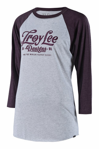 Troy Lee Designs Women's Spiked Raglan Graphic T-Shirt