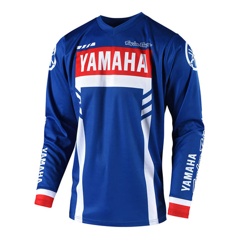 Troy Lee Designs Men's 2018 GP Yamaha RS1 Jersey