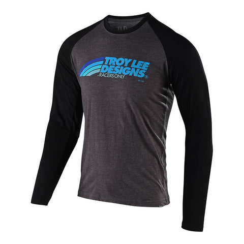 Troy Lee Designs Men's Velo Long Sleeve Graphic T-Shirt